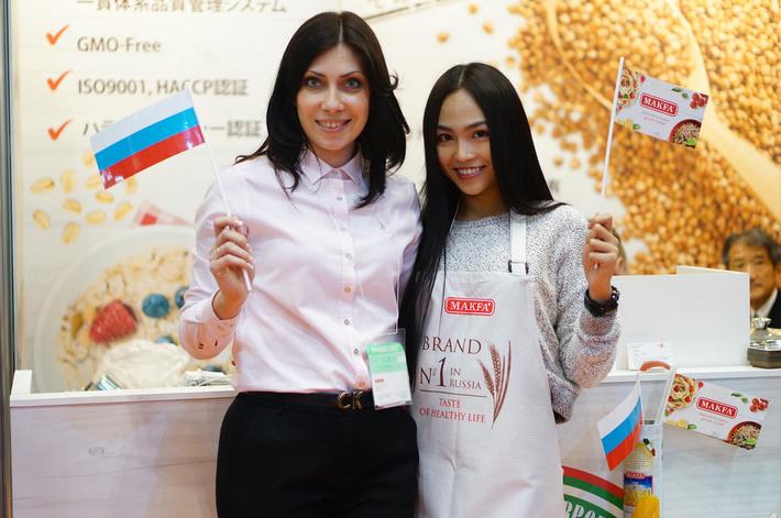 «Макфа» вышла на рынок Японии