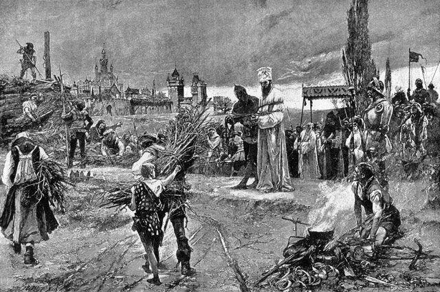 Славянский удар. Как чехи, вдохновлённые русскими, перестраивали Европу. «Несправедливый богач есть вор». Как Ян Гус бросил вызов системе (2 статьи)