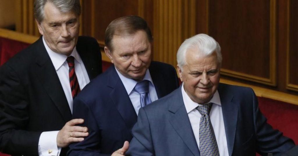Три лузера решили законодательно состарить Украину