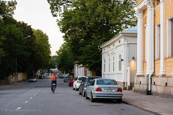 Прогулка по финскому Турку