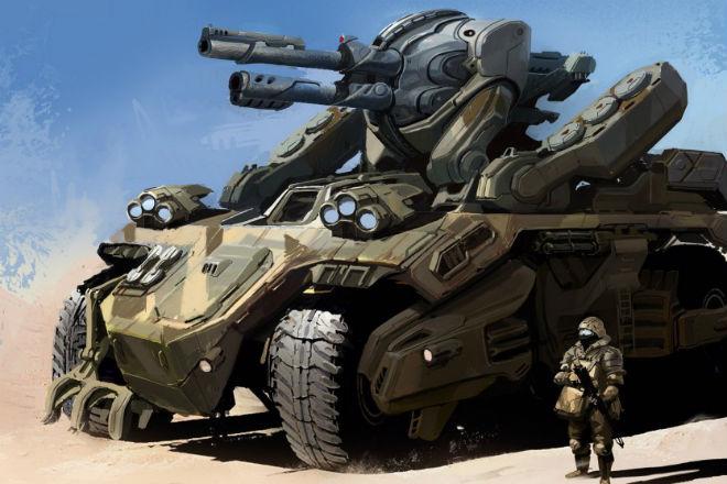 Фантастическое оружие россий…