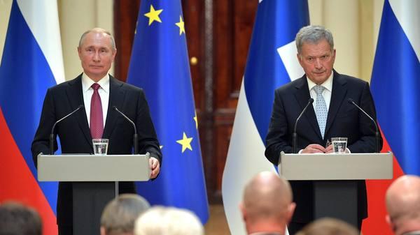 Финская журналистка: «Путин …