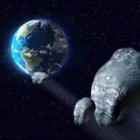 К Земле несется астероид размером с небоскреб