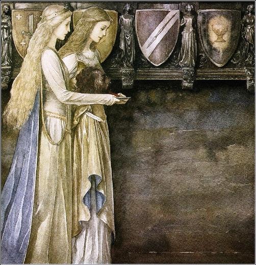 """""""Мабиногион"""" — волшебные легенды Уэлса от иллюстратора Алана Ли"""