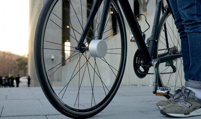 Bisecu – «умный» противоугонный велосипедный Bluetooth-замок