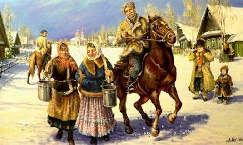 ЗАЧЕМ СИБИРСКИЕ КАЗАКИ ПОКУПАЛИ ДЕВУШЕК У КОЧЕВНИКОВ?