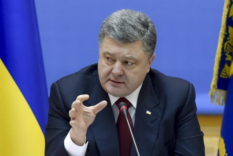 Порошенко обвинил Россию в «провинциализме»