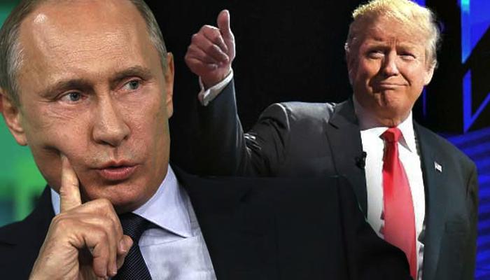 Трамп vs Путин. Первый ход в…