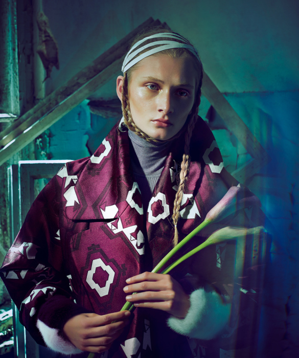 Мода и стиль. Модное фото от фотографа Елизаветы Породиной (Elizaveta Porodina).