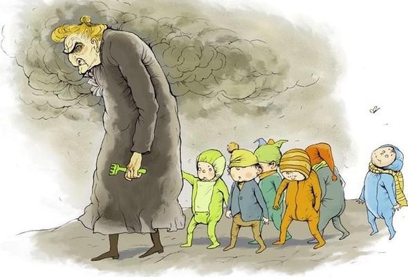 Почему в детских садах по-прежнему «совдеповские» подходы к воспитанию