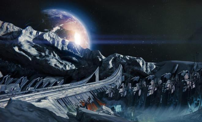 Российский ученый обнаружил мегаполис инопланетян