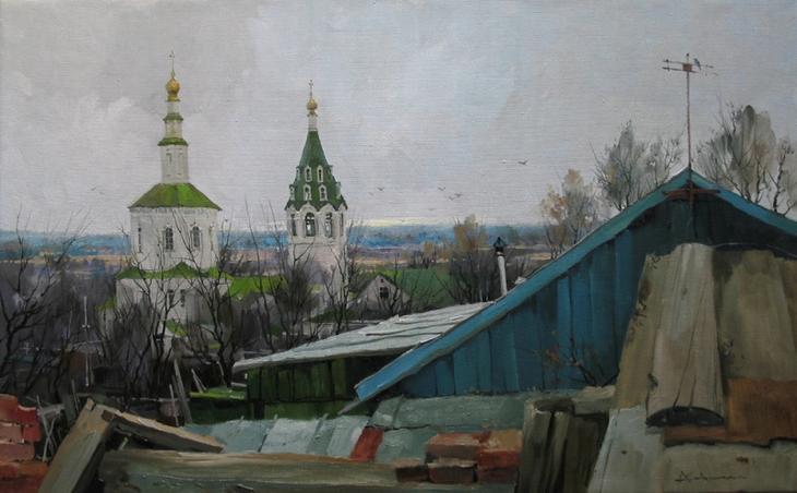 Савченко ÐлекÑей. Чертополох