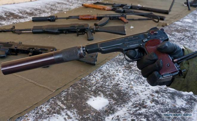 Пистолет Стечкина: гордость армии