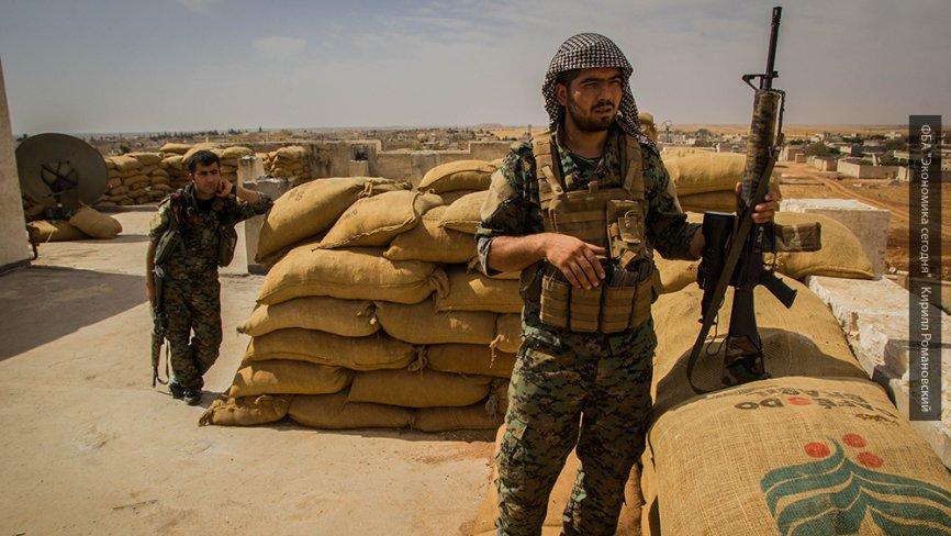 Сирия теряет нефть: раскрыт заговор США и курдов в Дейр эз-Зоре