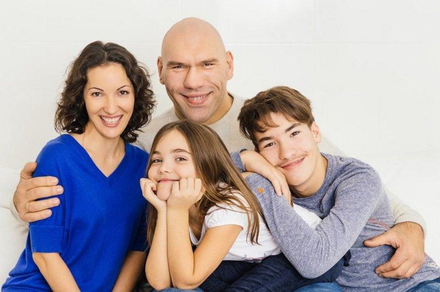 семья валуевых