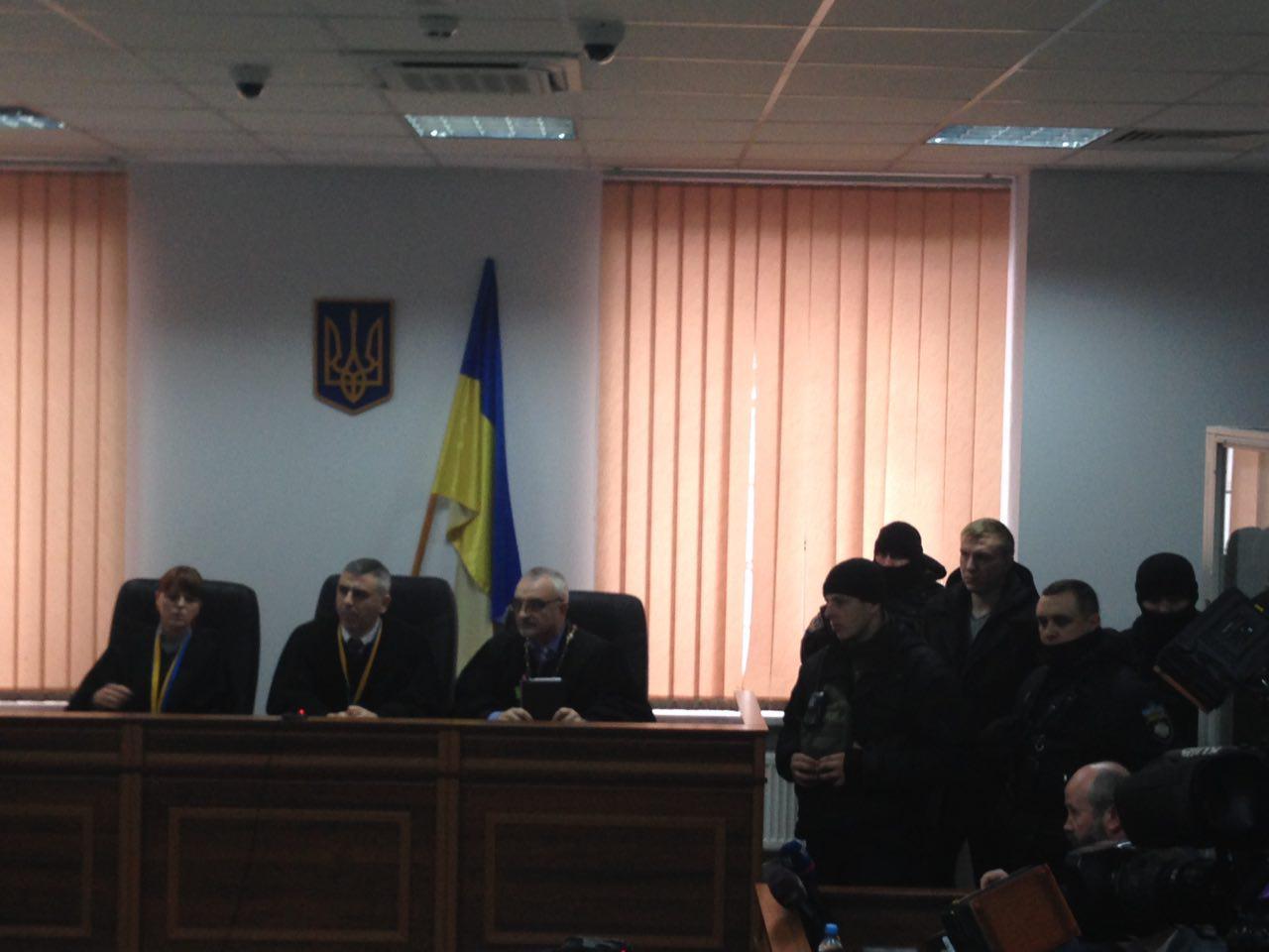 В Киеве возобновился суд по убийству Бузины. Штурмовики стянуты в зал