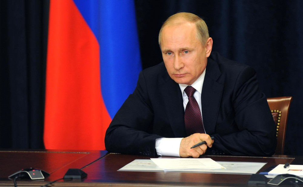Путин подписал указ, направл…