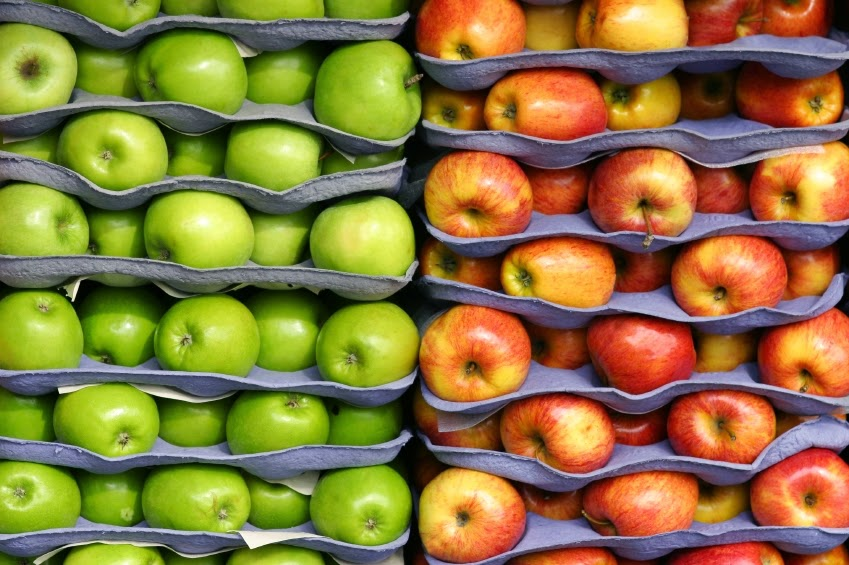 Мы вам покажем, где яблоки зимуют!