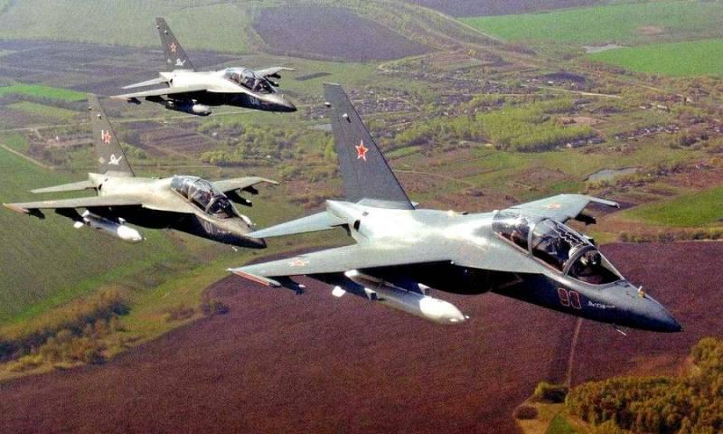 Як-130: истребитель, штурмовик и бомбардировщик в «одном флаконе»