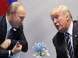 Путин и Трамп – герои политических анекдотов