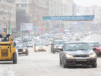 МОТОСКАЗ. Первая зима начинающего автомобилиста