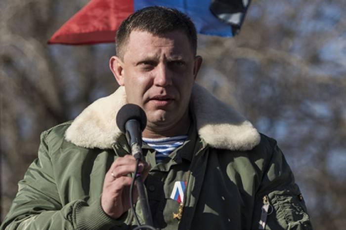 Захарченко: мы призываем Киев одуматься