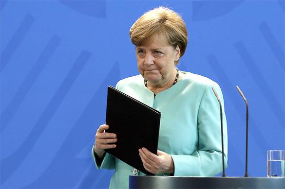 Меркель возмутили новые антироссийские санкции США