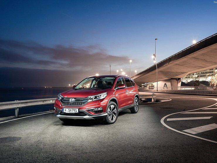 Honda отзывает более 135 тысяч машин в России