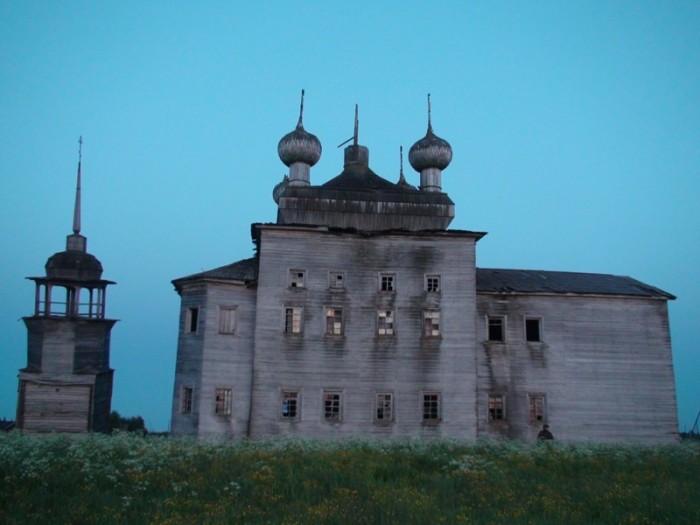 Храм Преображения Господня, деревня Нименьга, 1878 г.