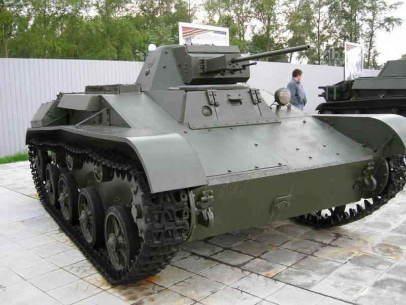 Т-60 – танк-смертник