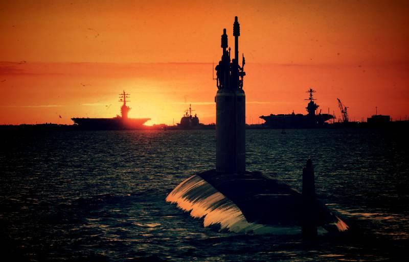 атомные подводные лодки вмс россии