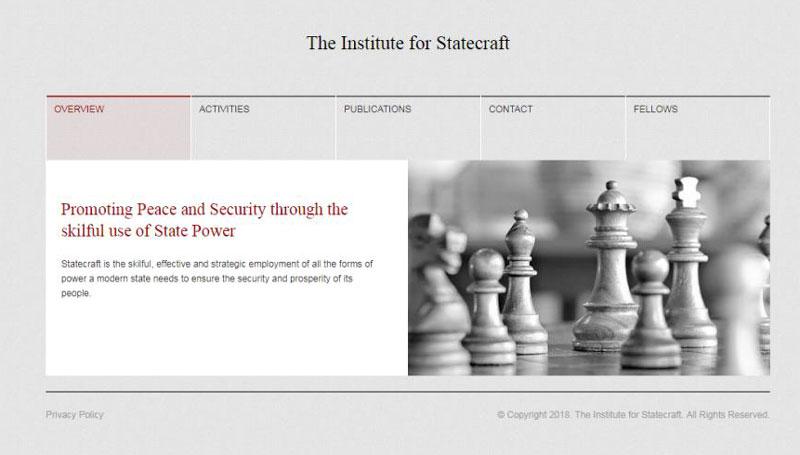 """Внедрение агентов британской службы безопасности, проект """"Integrity Initiative"""" и Институт государственного управления"""