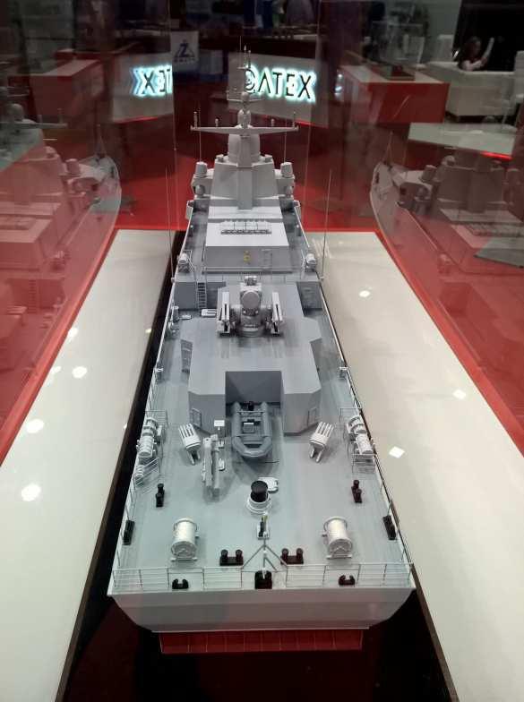 Проект «Каракурт»: Ударный флот «эконом-класса»