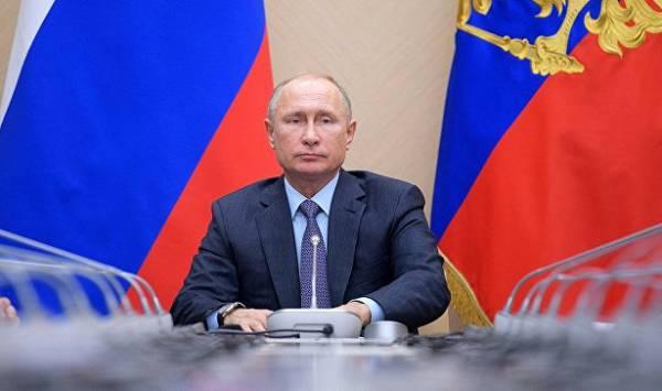 Путин поставил ультиматум США по договору РСМД
