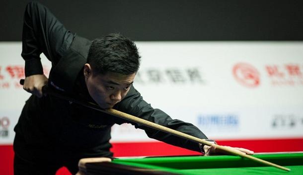Видео четвертого дня China Open 2017