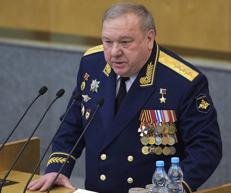 Шаманов: Горбачева надо суди…