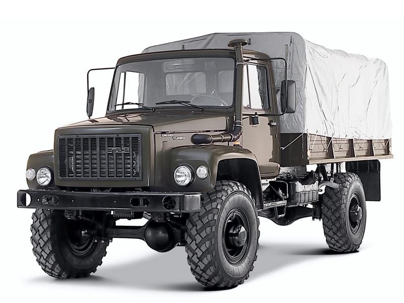 """ГАЗ 3308 """"Садко"""" авто, история, факты"""