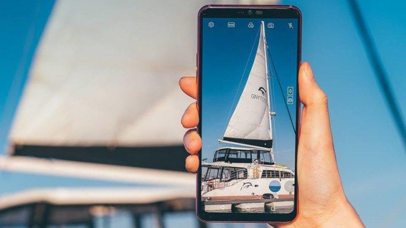 Опубликовано видео нового смартфона LG G8 ThinQ