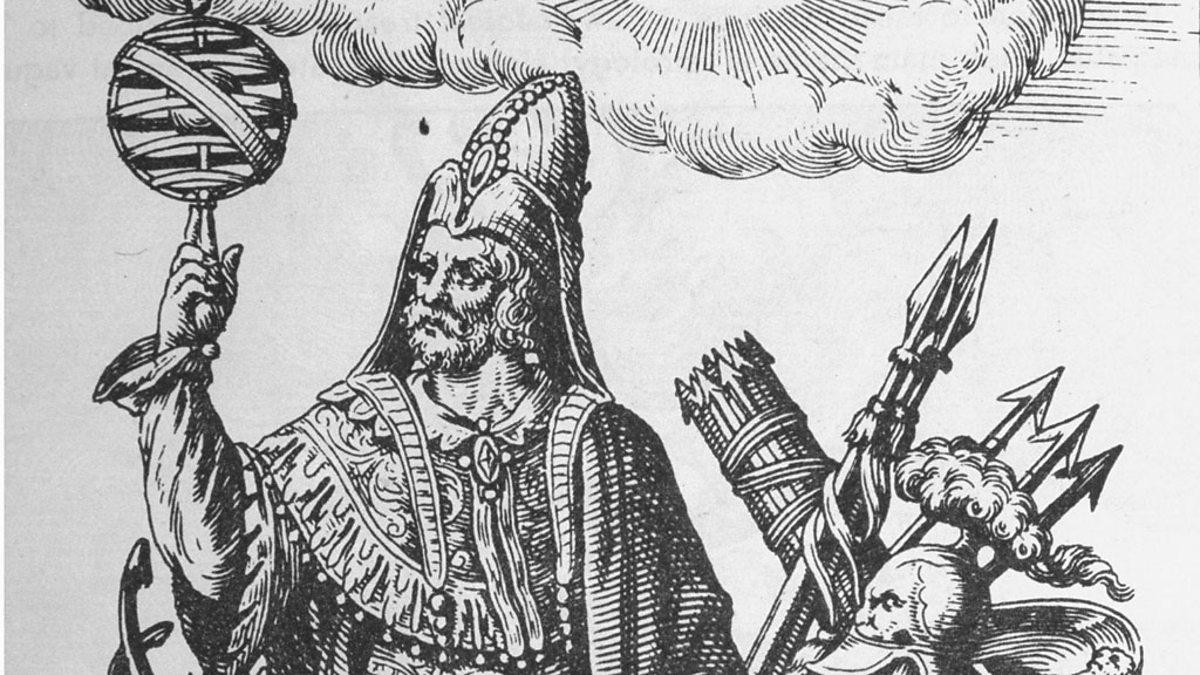 Бессмертный алхимик Жан-Жюльен Фулканелли