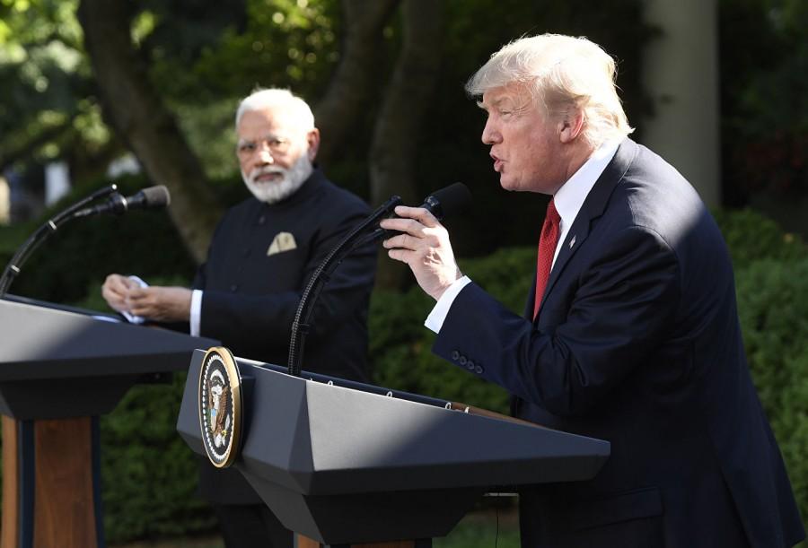 Ход слоном: Индия нанесла не…