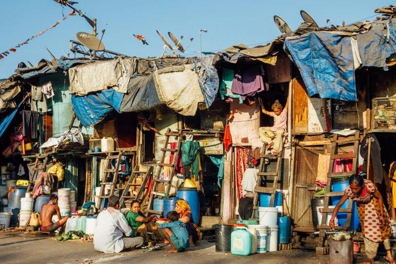 Адское счастье. Репортаж из трущоб Мумбаи Мумбаи, индия, интересное