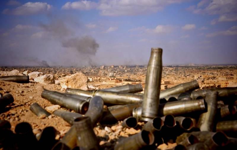 «Переднеазиатская чека» выдернута: Абу-Кемаль почти под контролем САА. Вашингтон ужесточает «игру»