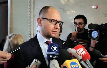 Интерпол отменил розыск Яценюка