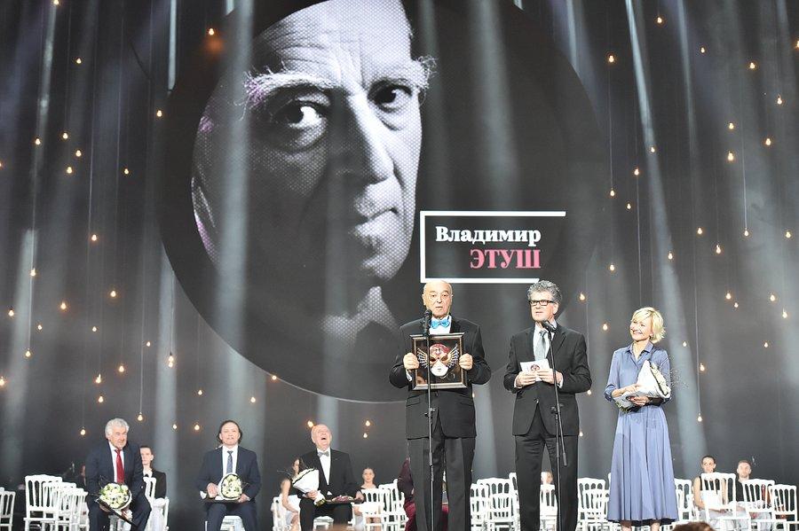 В Москве скончался советский и российский актер Владимир Этуш