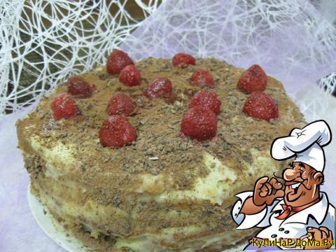 Торт баня рецепт с фото