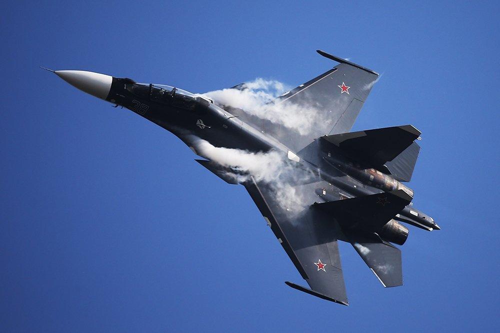 Су-30 оснастили мощной системой электронного подавления