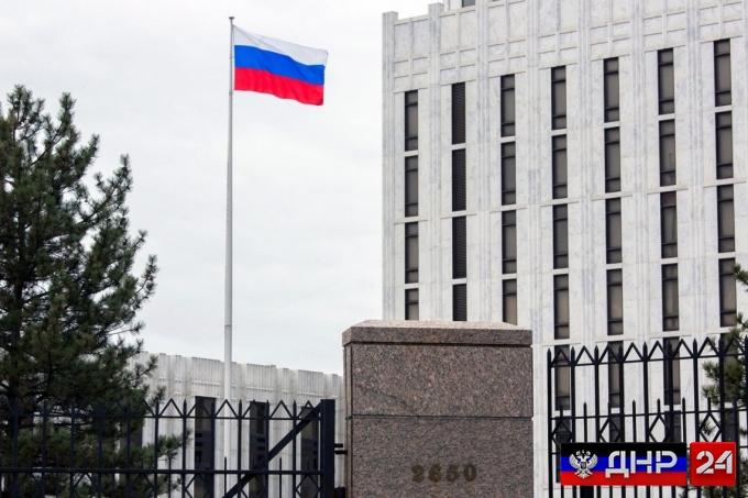Посольство РФ призвало США «не закрывать глаза» на подготовку ВСУ в Донбассе