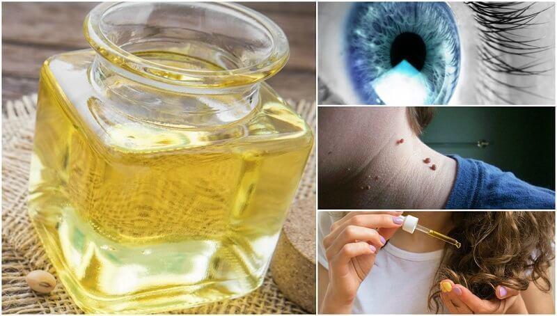 14 причин хранить дома бутылочку касторового масла