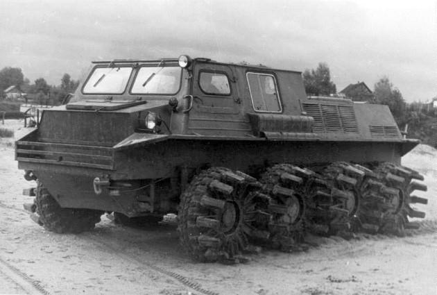 Советский монстр: Машина против душманов в горах Афганистана (фото)