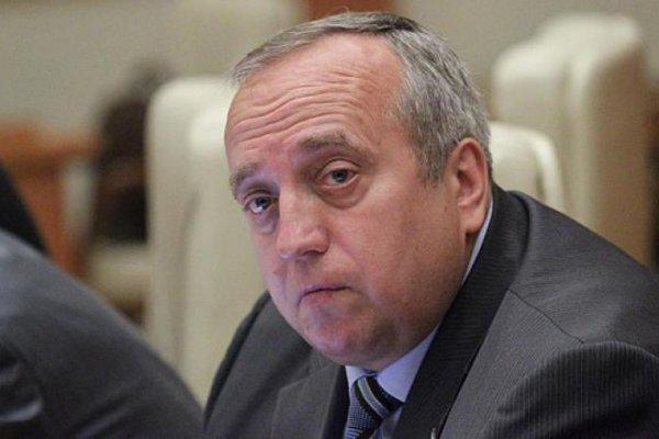 Клинцевич: США планируют втянуть Россию в конфликт в Донбассе